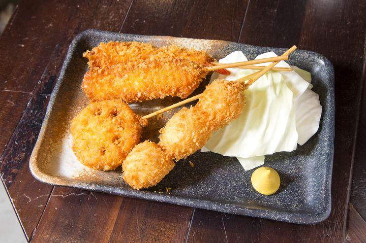 デートにもオススメ!東京都内のオシャレな店内で食べる本格串揚げ7選
