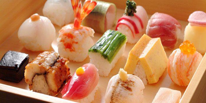 """インスタ映え抜群!見た目が可愛すぎる""""お寿司""""が食べられるお店10選"""