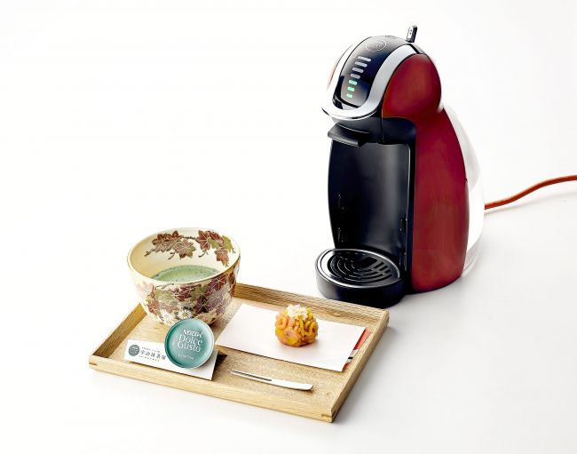 【終了】ネスカフェの本格抹茶が味わえる!東京・京都に「宇治抹茶屋」限定OPEN