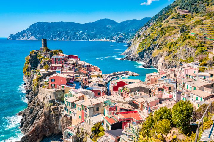 旅好きのあなたに伝えたい。絶景の宝庫「チンクエテッレ」の8つの魅力