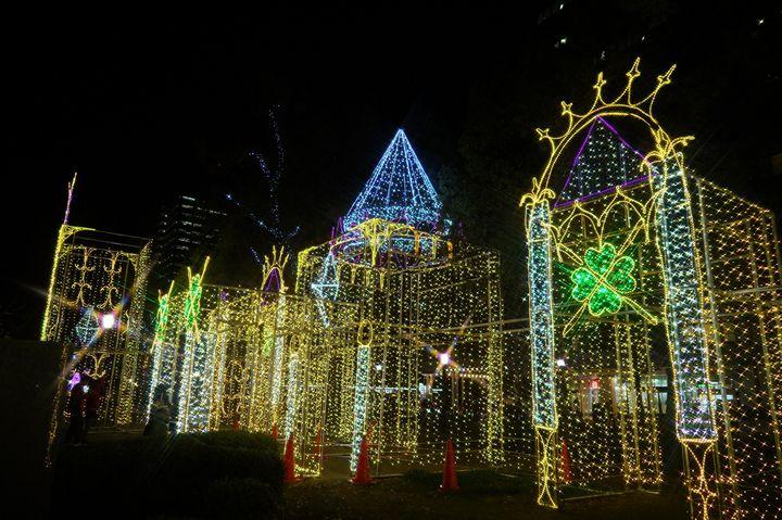 【終了】有名な世界遺産が点灯?毎年人気の「ひろしまドリミネーション」開催