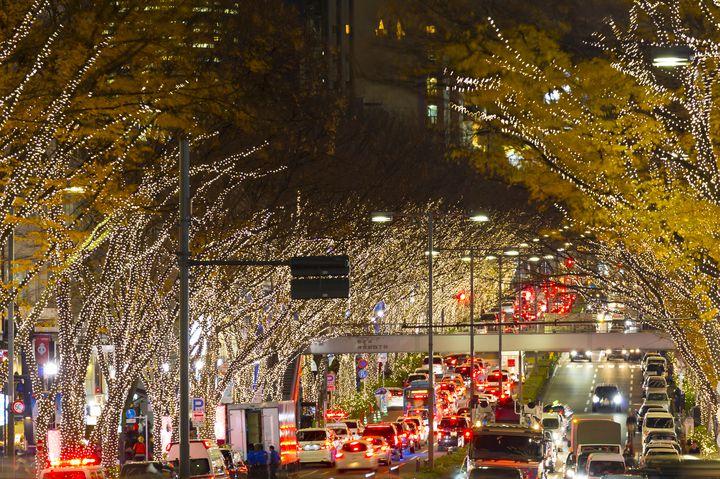 【終了】【渋谷・表参道・新宿】東京都内のエリア別イルミネーションまとめ《2016年》