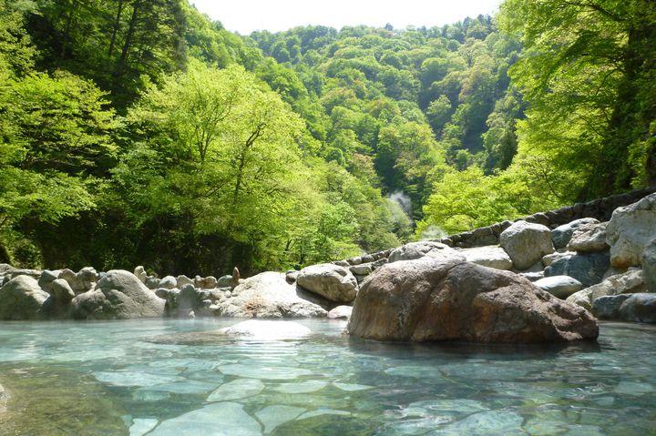日帰りで楽しめる温泉がたくさん!富山のおすすめ温泉ランキングTOP5