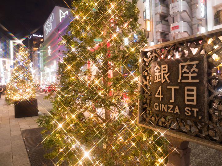 """銀座で過ごす贅沢クリスマス!銀座のおすすめ人気""""デートスポット""""10選"""