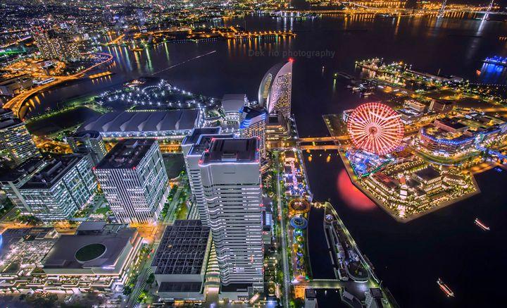 眼下に広がる感動の夜景。「横浜桜木町ワシントンホテル」の魅力をご紹介