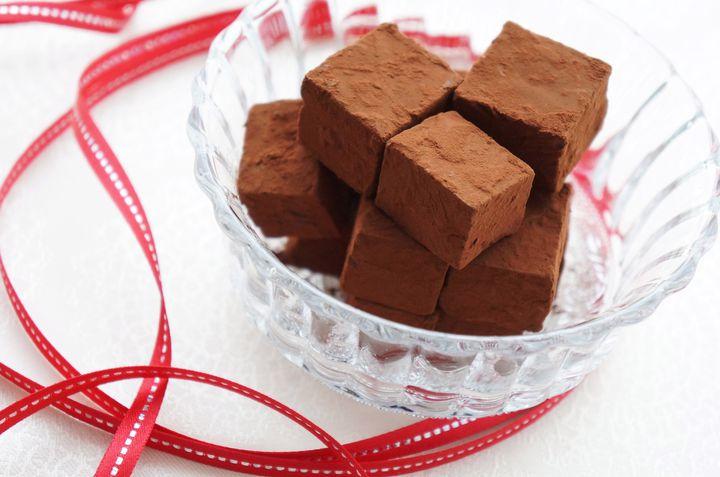 """冬に食べたい""""生""""のくちどけ。貴方を魅了する「生チョコレート」7選"""