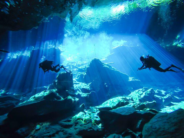 死ぬまでに行ってみたい!カンクンの「海底美術館」が神秘的すぎる