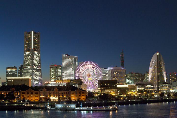 お洒落で話題!横浜に浮かぶ「ヨコハマグランドインターコンチネンタルホテル」とは