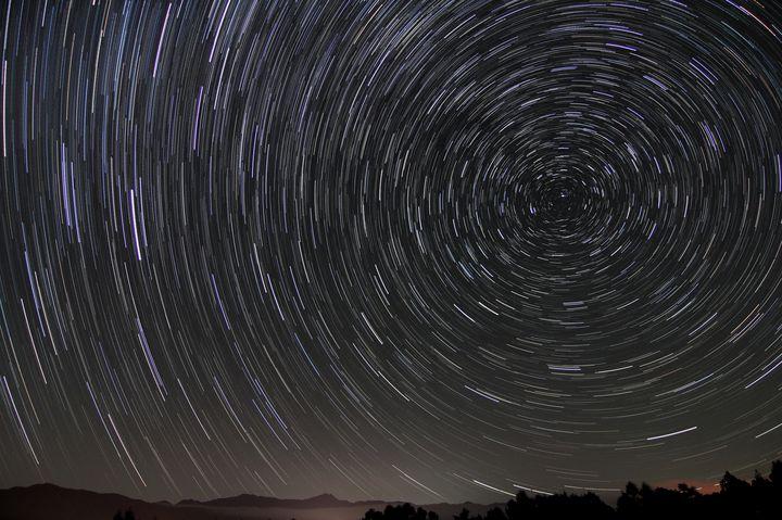 【開催中】日本一の星空を堪能!阿智村で星空×プロジェクションマッピングイベント開催