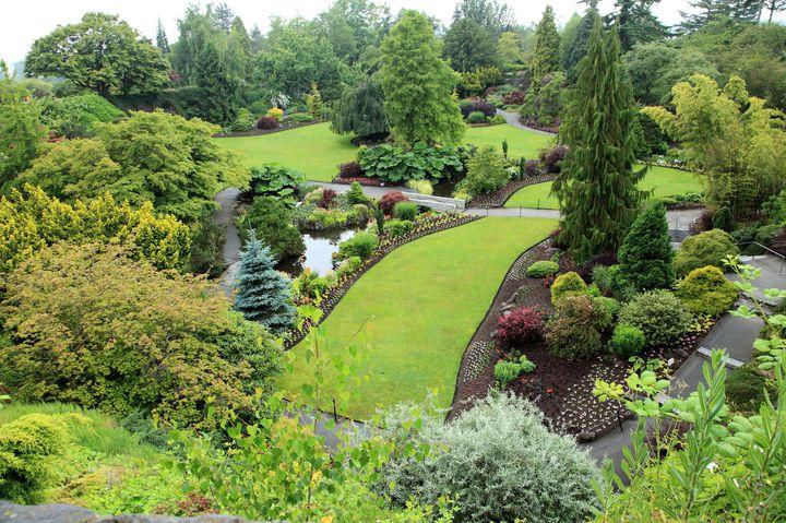 ガーデンの街バンクーバー。クイーンエリサベス公園の庭園でさらに癒されよう!