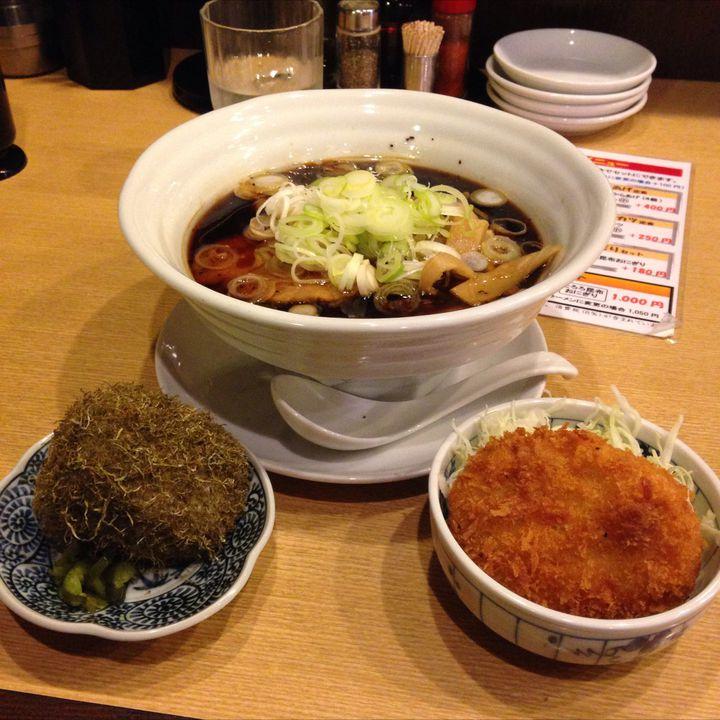 昔の街並みが残る素敵な場所!富山県高岡市で人気のラーメン店20選