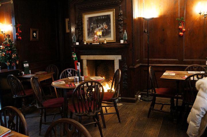 観光中でもホッと一息。滞在中に訪れたい「ロンドン」のお洒落カフェ5選