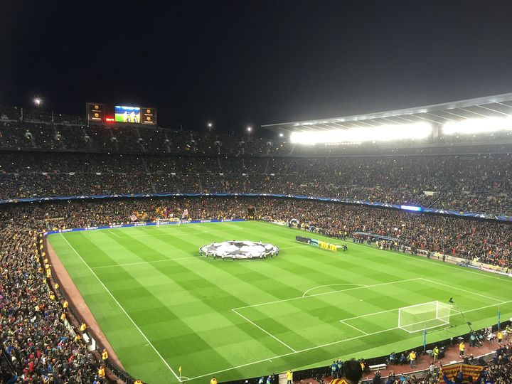 欧州最大規模!FCバルセロナホームグランド「カンプノウスタジアム」が面白い