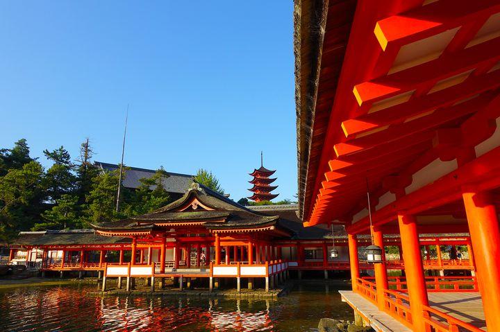必読!世界文化遺産 嚴島神社の3つの秘密を解説。