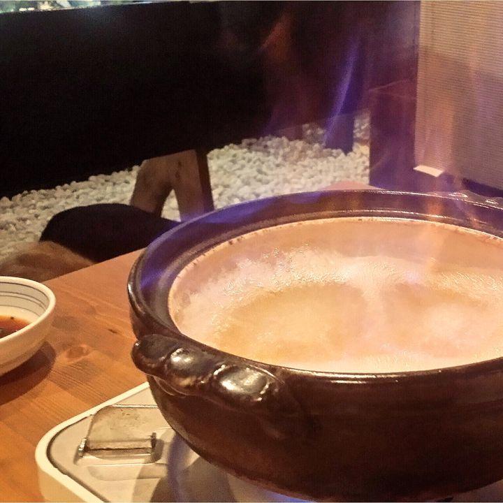 まだまだ鍋が美味しい季節!日本酒蔵元の集まる「悠久乃蔵」のしゃぶしゃぶが魅力的