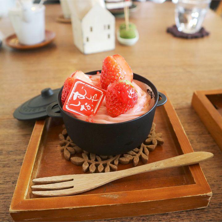 鍋ケーキって知ってる?京都一乗寺にあるカフェ「むしやしない」とは