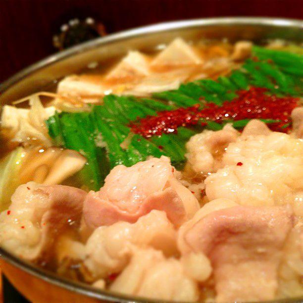 """もつ鍋と明太子の最強タッグ!渋谷で絶品""""明太もつ鍋""""が味わえるらしい"""