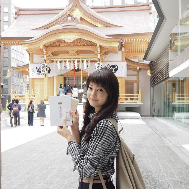 2017年も良い年でありますように・・・日本で一番早くまわれる七福神で開運祈願を!
