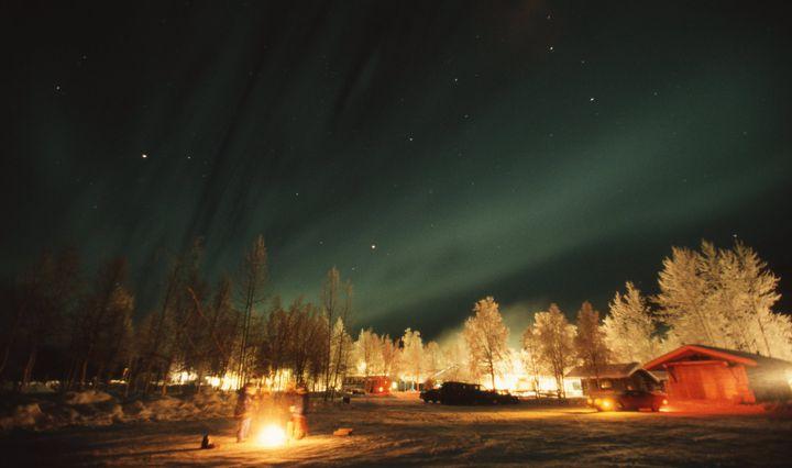 星空の下で贅沢キャンプを!冬こそ行きたい全国のグランピング施設8選