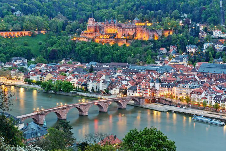 ヨーロッパのお城の良さを再確認!ドイツの「ハイデルベルク城」の魅力とは