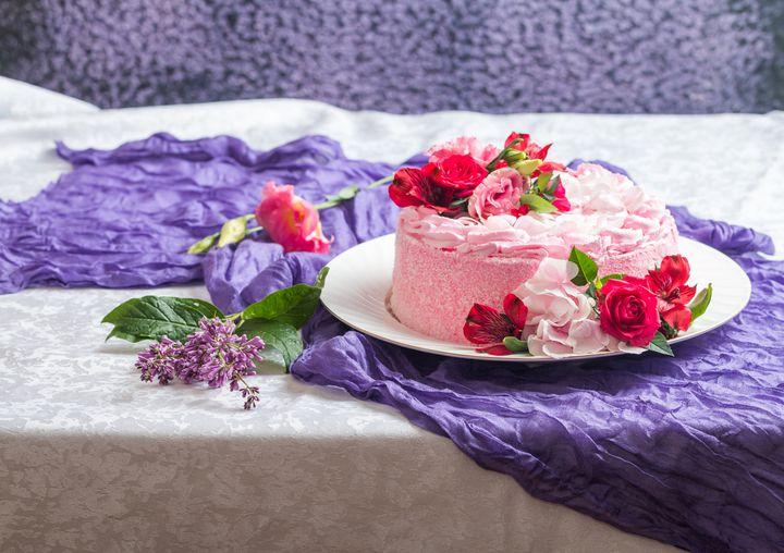 まるで花束のような美しさ。ヒロヤマモトの美しすぎるケーキが手土産におすすめ