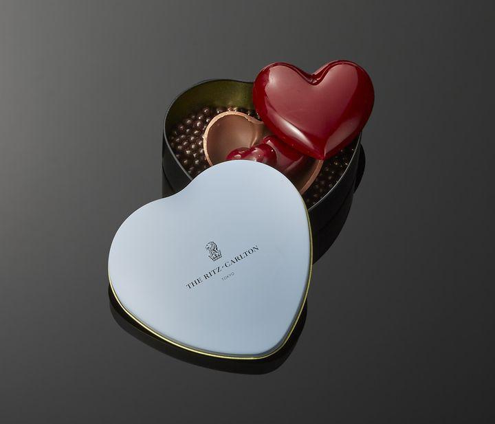 【終了】バレンタインに行きたい!リッツカールトン東京からバレンタイン特別メニュー登場