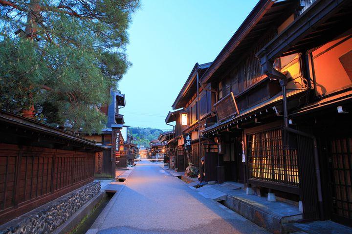 デートにもおすすめ!飛騨高山の観光スポットランキングTOP15