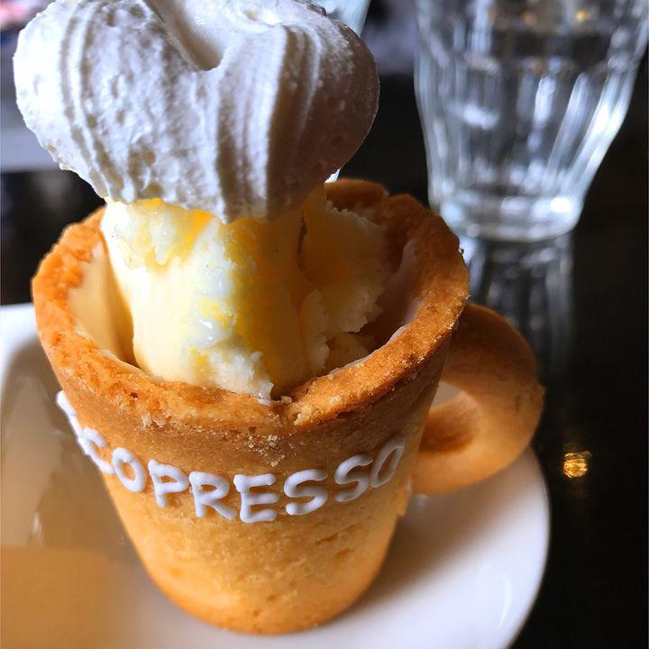 コーヒーカップまで食べられる!大阪にある「エコプレッソ」が話題