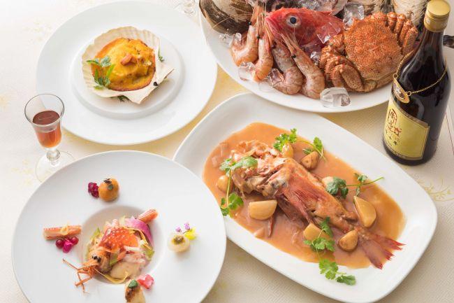 【終了】北海道の冬の味覚を楽しむ!ザ・キャピトルホテル東急で「海鮮フェア」開催