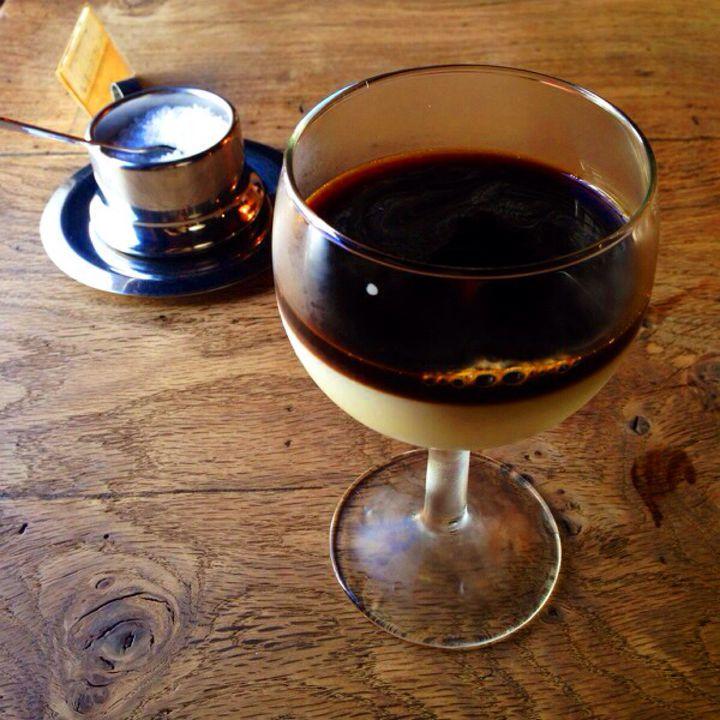 綺麗な二層のオレグラッセ!表参道「カフェ レ ジュ グルニエ」の魅力をご紹介