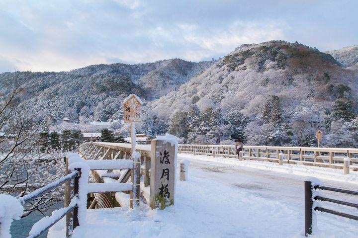"""美しきは京都にあり。""""この冬、京都で見ることのできる雪化粧""""10選"""