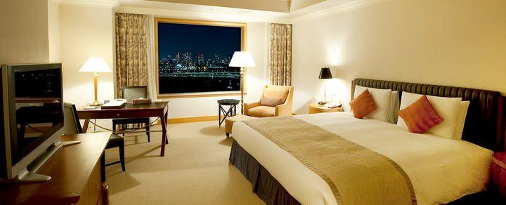 東京の夜景を独り占めしたい!お台場でおすすめのホテル5選!