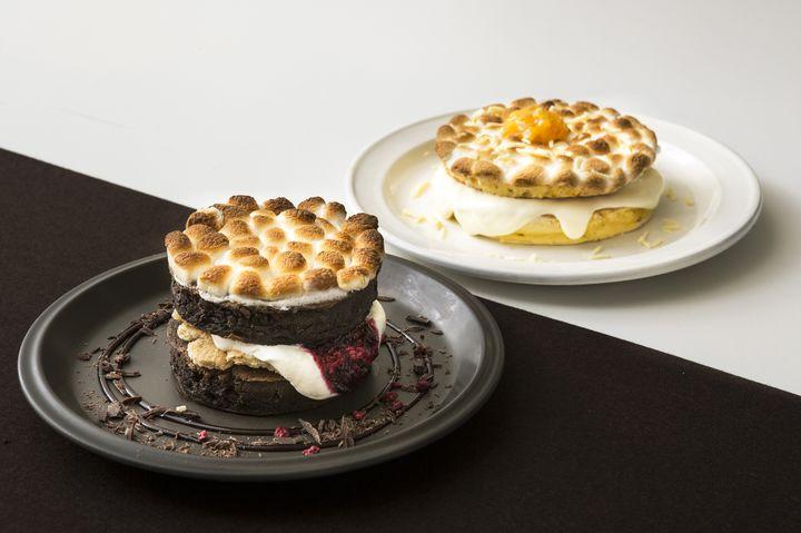 【終了】スモア×パンケーキ!「JSパンケーキカフェ」から限定メニュー登場