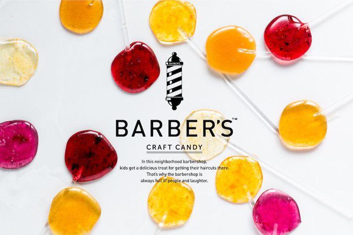 大人のためのクラフトキャンディー!「BARBER'S」から限定商品登場