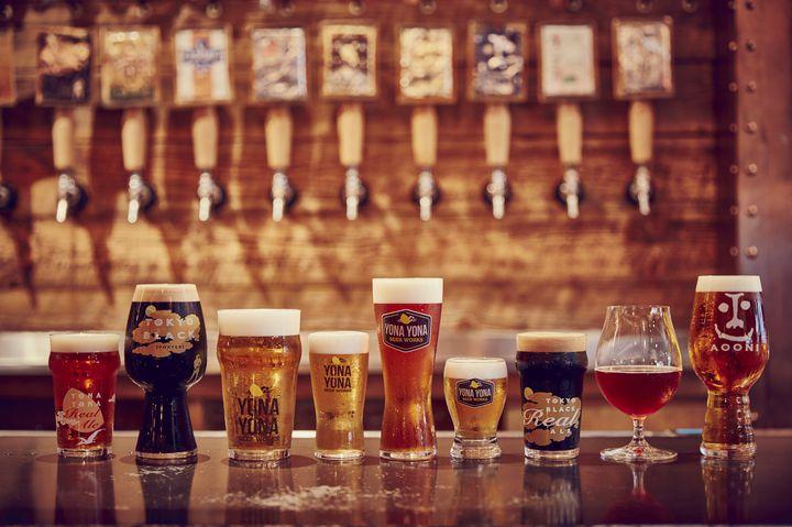 クラフトビール好き必見!よなよなエール公式ビアバルが新宿にOPEN