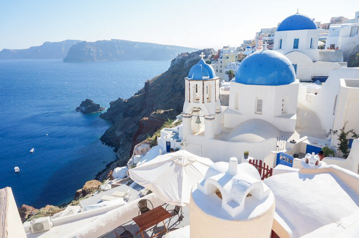 絶景と古代遺跡に触れる学生旅行はいかが? ギリシャおすすめ観光スポット20選