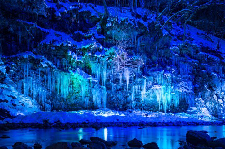 関東にある隠れた冬の絶景。一度は見たい「秩父三大氷柱」の魅力を徹底解剖