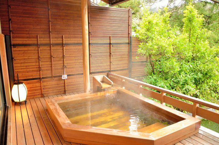 """この上ない贅沢を。""""露天風呂付客室""""がある温泉宿ランキングTOP10"""
