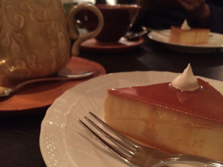 プリンのようなチーズケーキ!御茶ノ水の古民家カフェ「乙コーヒー」をご紹介