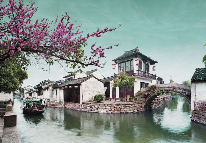 街中がフォトジェニック!美しい運河の村・周庄に行きたい6つの理由