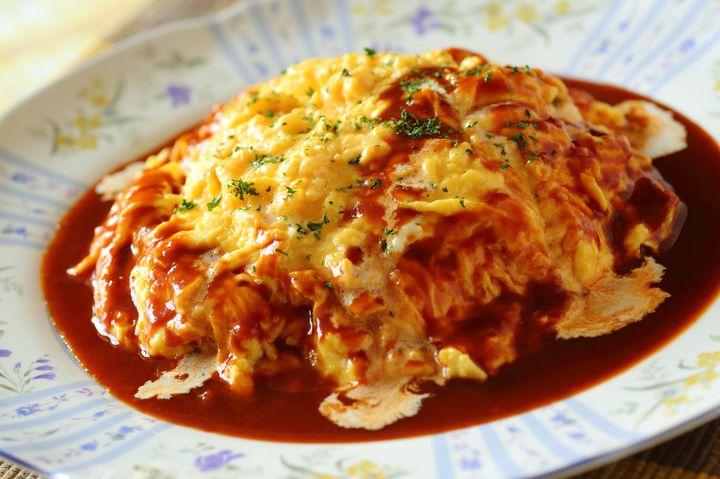 極上のふわとろ食感!渋谷・表参道の「オムライス」が自慢のお店7選