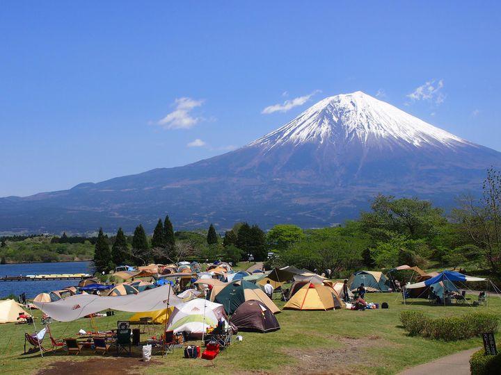雄大な景色を贅沢に楽しもう!静岡キャンプ場ランキングTOP12