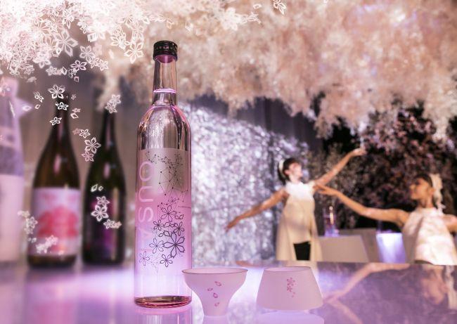 【終了】日本一早いお花見で日本酒飲み比べ!「FLOWERS by NAKED」で限定イベント開催