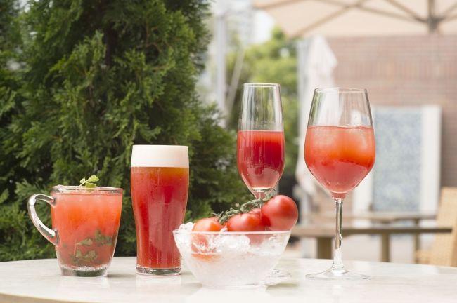【終了】トマトで夏バテ解消!みなとみらい21で期間限定『トマトフェア2015』