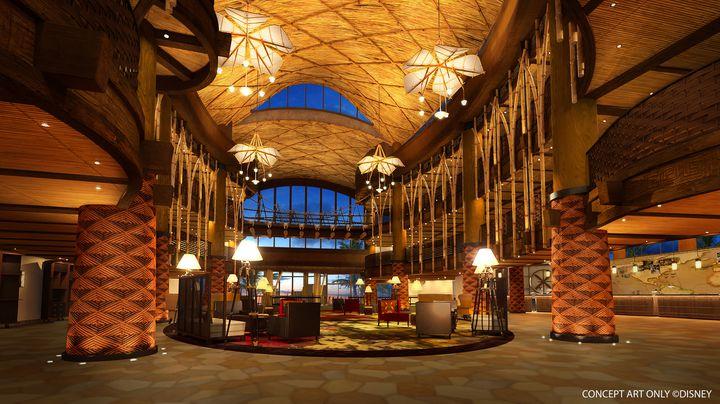 エキゾチックな空間が可愛い!「香港ディズニー」に新ホテルOPEN