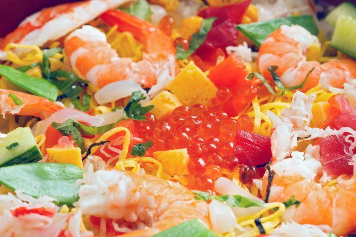 ひな祭りのランチはこれで決まり!東京都内にある「ばらちらし」の名店7選