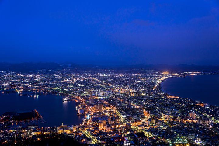 ロマンチックな夜景にうっとり。日本全国のおすすめ夜景20選