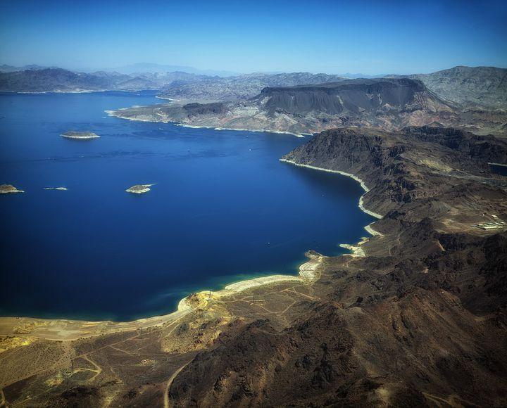 こんなに巨大な湖知らなかった!ラスベガス「ミード湖」