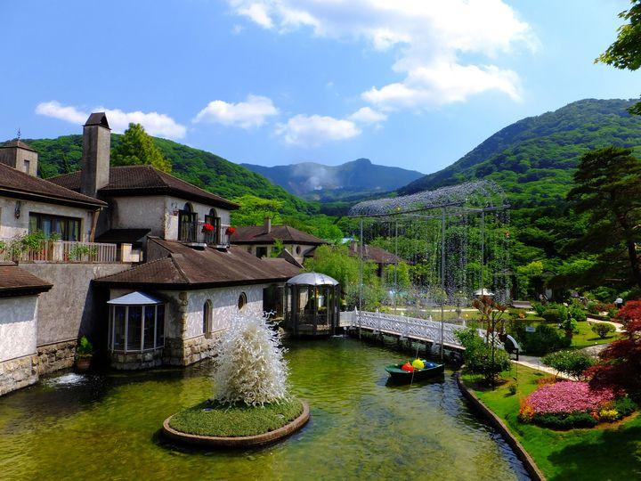 """忙しい人でも満喫できる!人気温泉地""""箱根""""の1泊2日の旅行プランはコレで決まり"""