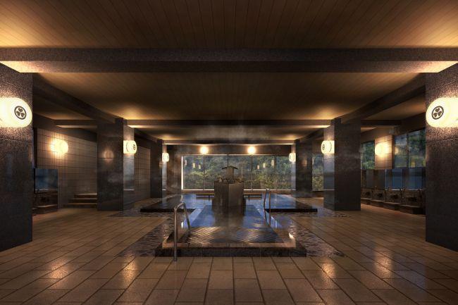 浴場が大変身!大江戸温泉物語「鳴子温泉 幸雲閣」がリニューアルオープン